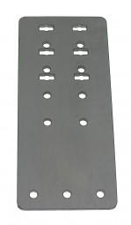 Shapeoko-X Rahmen-Platte