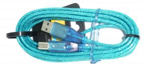 USB-Anschlusskabel A/B