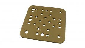 Universalplatte Small